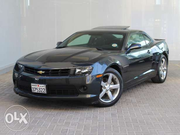 Chevrolet Camaro 2014 Black For Sale