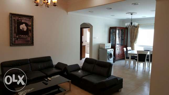New Hidd: 3 bedroom fully furnished flat for rent on low price