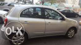 NISSAN MICRA-Mid Option-Urgent Sale-Silver- 2300 BHD (NEGOTIABLE)