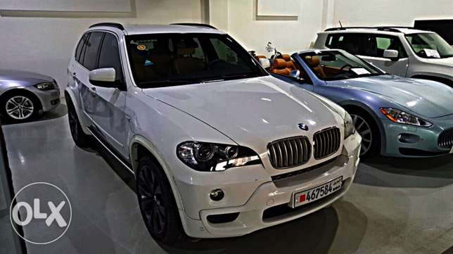 BMW X5 2009 M Body Kit