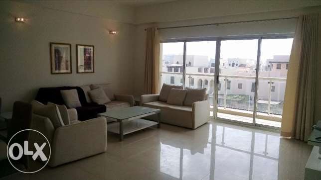 Fantastic 2 BR Fully Furnished Apartment in Amwaj in Luxury Building