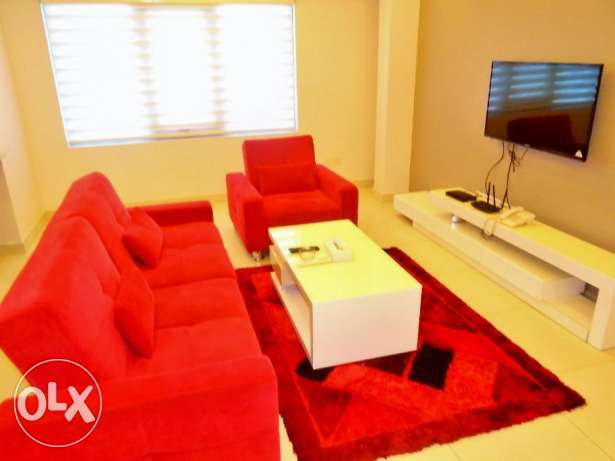 Great 2 bedroom in Umm Alhassam fully furnished