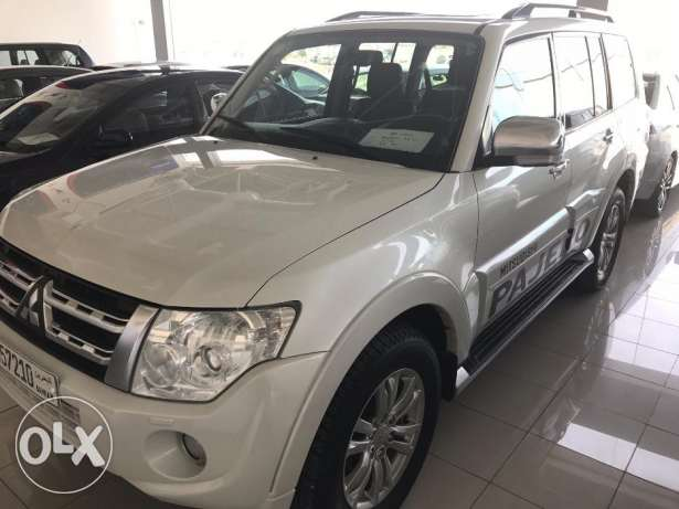 Pajero 3.8 GLS AT SR Chrome Navigation, 2013 Clean Condition For Sale