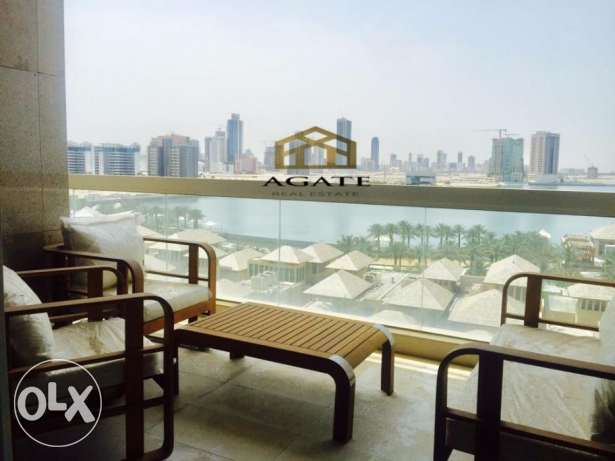 Brand new Luxury fully furnished apartment in Reef-Island.