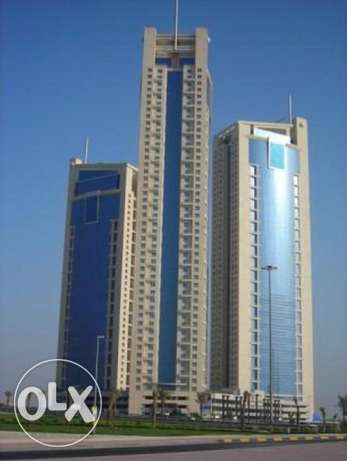 At Abraj Al Lulul 2 bedroom luxurious apartment BD. 600/-M Inc