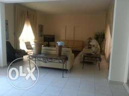 HUGE stand alone 4 bed room villa for rent in JUFFAIR