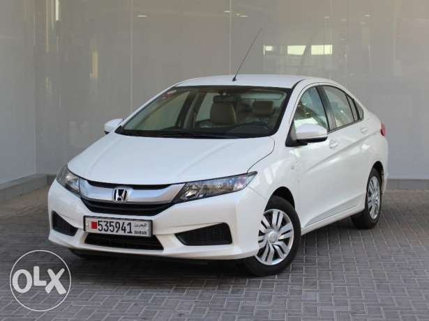 Honda City 4Dr 1.5L DX Auto 2016 White For Sale