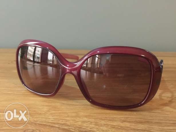 Emilio Pucci Purple Sun-glasses