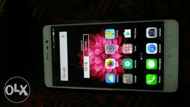 Redmi note3 I exchange iPhone 6 plus call me سار -  1