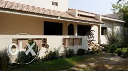 Semi furnished villa for rent at Saar