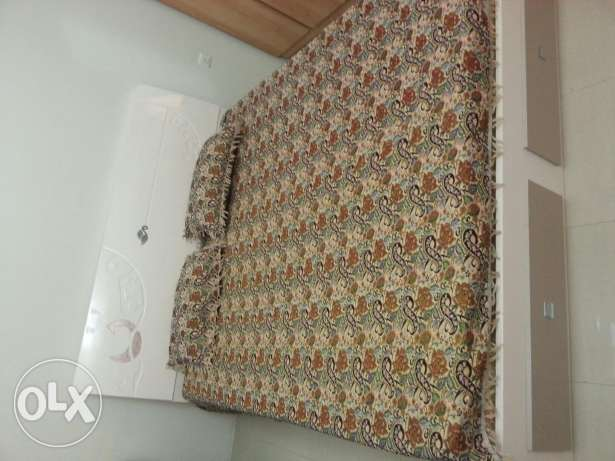 Bed with matress for sale الرفاع -  3