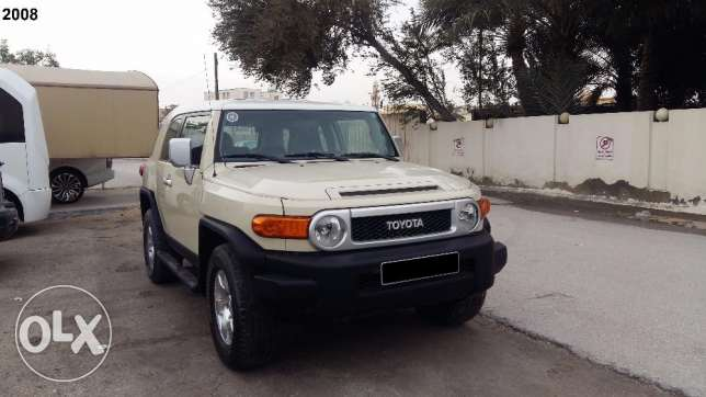 2008 model FJ Cruiser For Sale