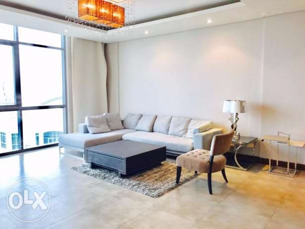 Cozy Apartment for Rent in Amwaj Island with Sea View. Ref: MPI0140