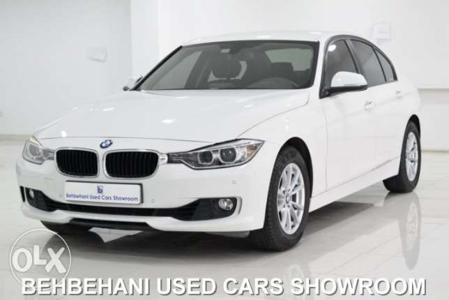 BMW 320i for sale in Bahrain