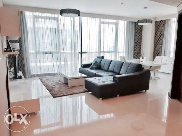 Sea view executive 2.5 fully furnished apartment for sale