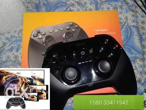 Asus Wireless Gamepad Work with Pc And Android Devices