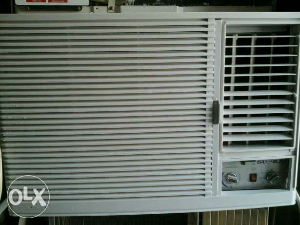 Supra 2 ron window ac good condition good cooling
