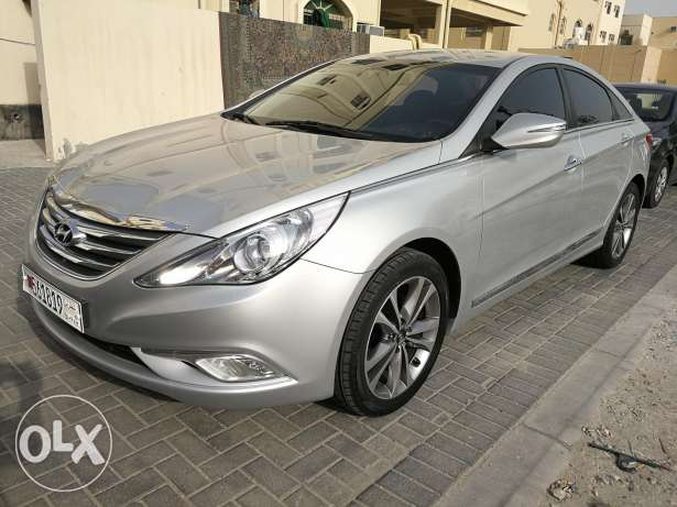 Hyundai Sonata 2014 Only 4000bd Get your dream car with ramadan offer