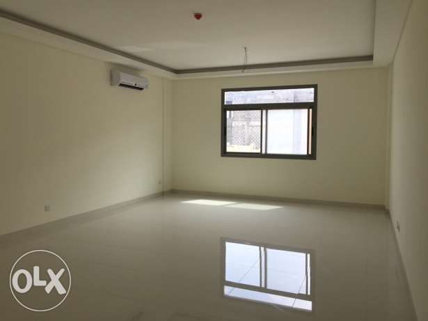 Brand new semi furnished 3,5 apartment in Seef area .