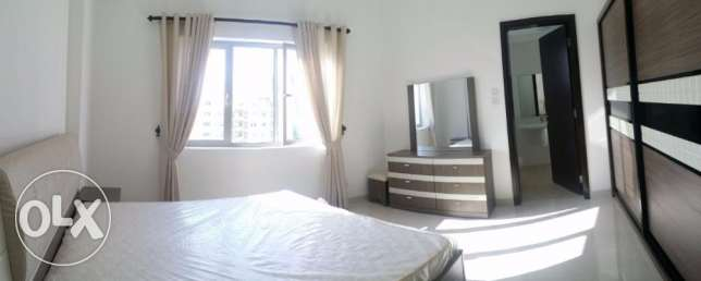 Brand new two bedroom flat with sea and city view