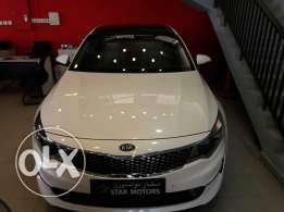 Brand New Kia Optima 2017