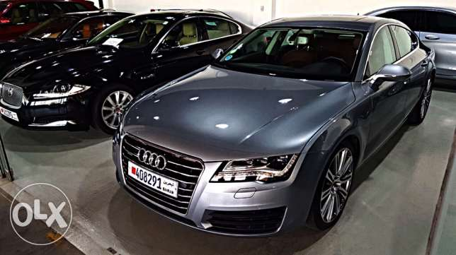 Audi A7 Only 34000 km 3L SC full option