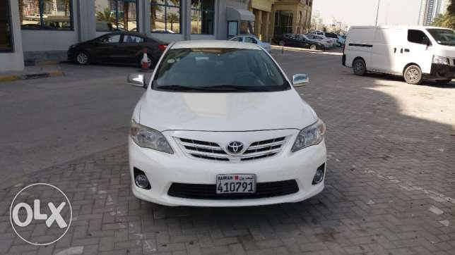Toyota Corolla 1.6 XLI Full Automatic Very Good Condition 2012 Model