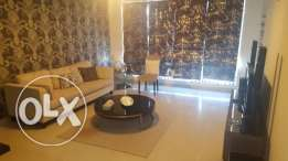 2br flat for rent in amwaj island{110 sqm}