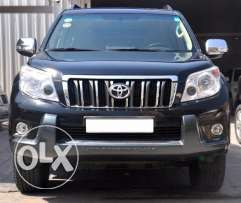Toyota Prado limited edition 2011 model for sale