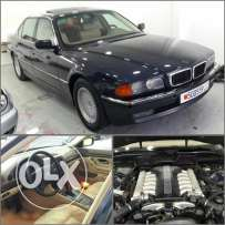 for sale bmw 750i