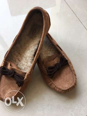 brandnew uggs meena loafer original جزر امواج  -  1