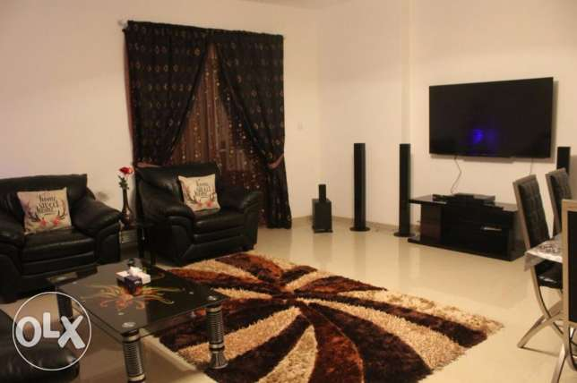 2 BR Fully Furnished Apartment in Juffair in a Nice Tower