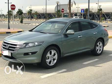 Honda accord crosstour for sale low kms