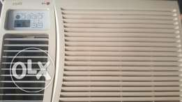 LG window ac 2 ton with remote good cooling