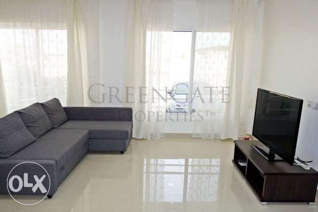 Fully Furnished Two Bed Ground Floor Apt
