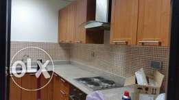 semi furnished apartment budaiya