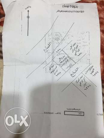 RB Land for sale in Janabia (M1 )