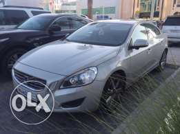 Volvo S60 top line car 2012