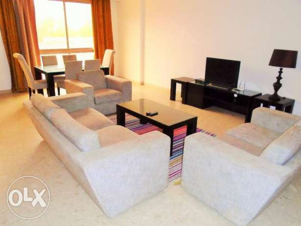 A beautiful apartment 2 bedroom fully furnished in Adliya