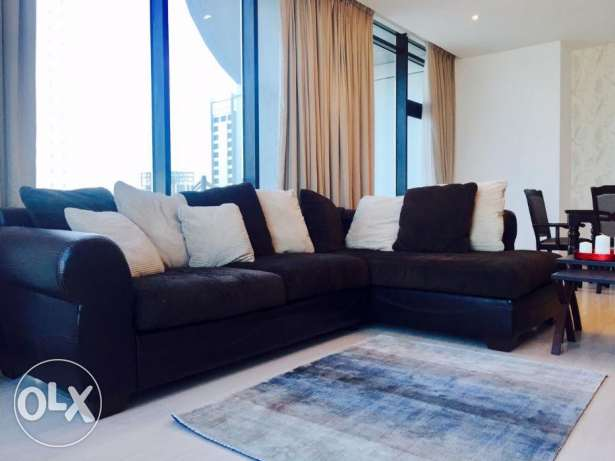 fully furnished luxury apartment in seef