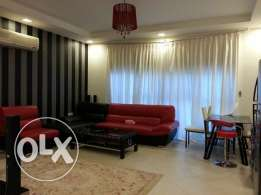 modern furnished apartment close to Saudi cauway