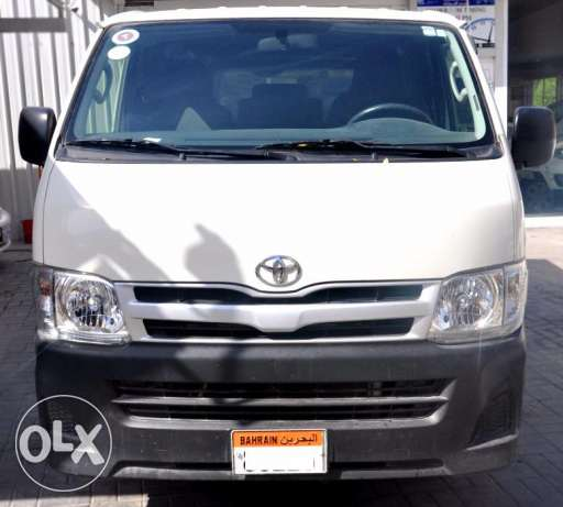 Toyota Hiace Cargo Van for sale ام الحصم -  3