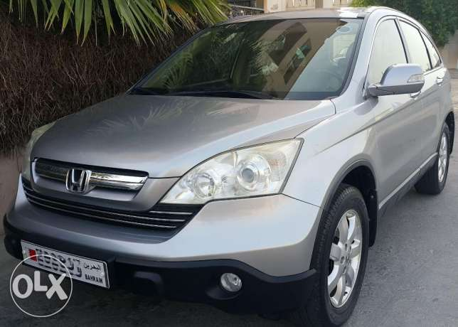 Honda CR-V 2008 Model Expat Owned Full Option with Sunroof