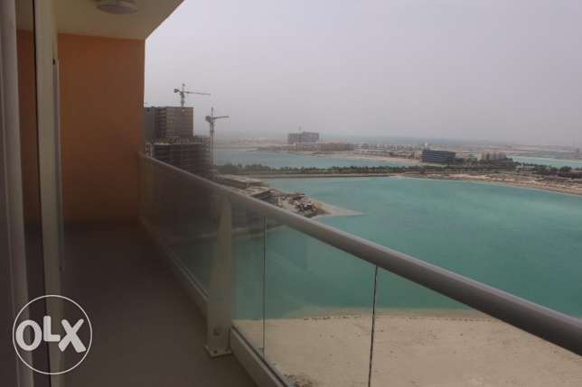 Gorgeous Brand new 2 BR in Amwaj, Balcony