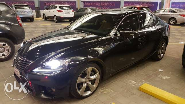 Black Lexus is 350 with tan interior, full option