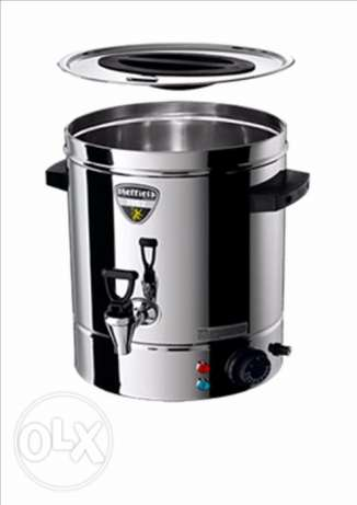 Stainless Heavy Duty Water Boiler