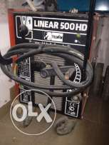 welding machine type linear 500 HD TELWIN