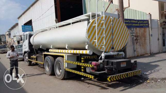 Non drinking Water tanker for sale