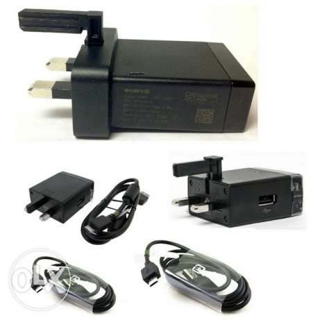 For sale Sony Xperia & Hawaii cable & adapter ORGNIL