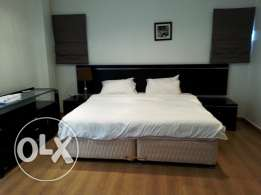 One bedroom fully furnished flat.